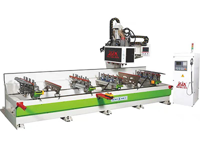 CNC Slot Milling Machine